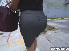Ass in the City