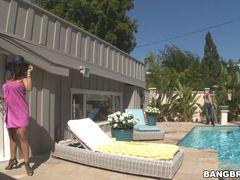 Seducing the Pool guy