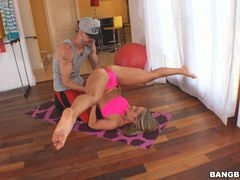 Candice Dare lets Chris Strokes in her backdoor