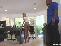 Candice Dares To Give Up That Booty