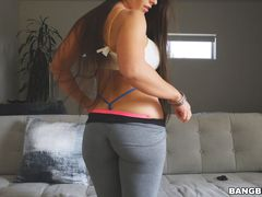 Marta LaCroft and her tremendous ass