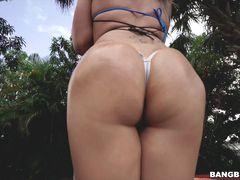 Charley Hart Has a Huge Ass