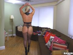 Nina Kay Makes It To Ass Parade