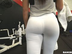 Working Out That Booty