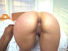 Big Dick in Kelsi's Ass