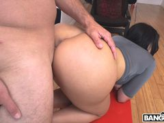 Teaching A Lesson With A Big Ass