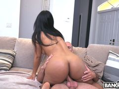 Huge Ass Bouncing On My Cock