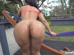 Rose Monroe's Magnificent Ass