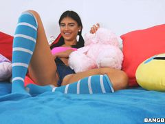 Michelle Martinez Gets Her Pussy Pounded