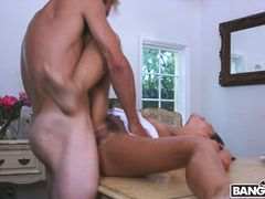 Sibling Anal Squirt Fest