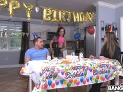 Doing Anal At Her Bday Party