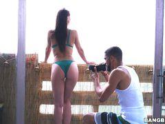 Aidra Makes A Porno