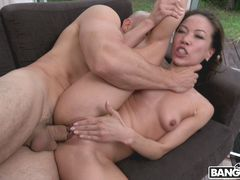 Hot Asian Nuru Masseuse Gets Fucked