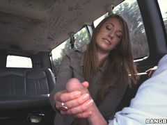 Kirsten goes Wild on a Spring Break Bus Ride