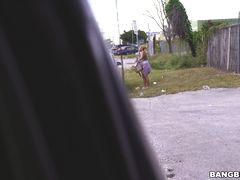 18 Year Old Brazilian Babe Gets Ditched By Her Boyfriend