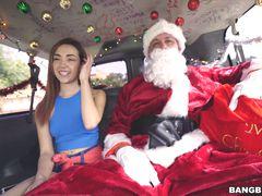 Giving Back To Santa