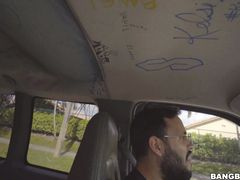 Yoga Hoser Hops On The Bus