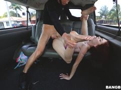 Anal Sesh On The Bus