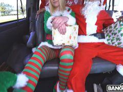 Xmas Special With A Sexy Elf