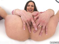 Big booty Milf gives it to you raw and uncut!