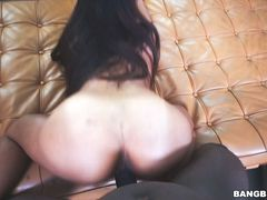 Fucking an Asian Webcam Girl
