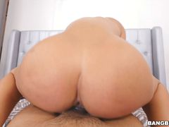 Perfect view of Abella Danger