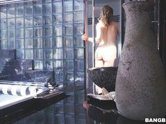 Lena Paul Makes a Sextape