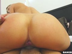 Candice Dare Does Anal To Get The Job
