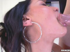 Amateur's mouthful experience!