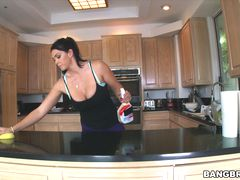 Alison Tyler gets a Big Bonus at her New Job.