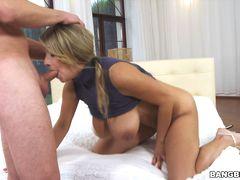 Katarina Hartlova and Her Natural Immense Tits