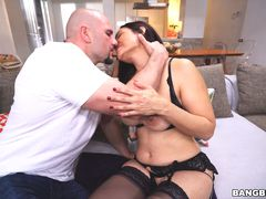 Busty Sophia gets wildly fucked