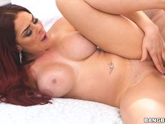 Skyla Novea is the busty step-sister every guy wants