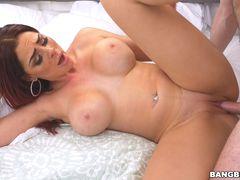 Skyla Novea is the busty step-sister every guy wants