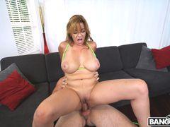 A Big Surprise for Big Tits Jazmyn