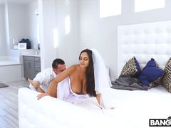 Ava Addams Fucks the Best Man