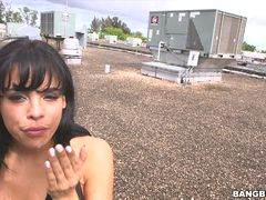 A great bj from Luna Star!
