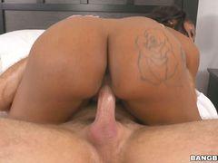 Rachel Raxxx's Double J Tits