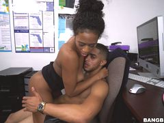 Ivy Young learns how to get ahead in the office