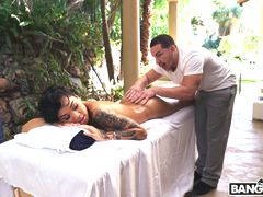 Perfect Massage Ends With A Load