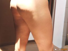 Awesome blowjob from 2 Colombian hotties !