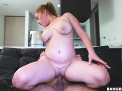 Daddy's girl gets the Dick