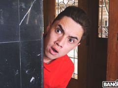 Spying Juan Finally Got Fucked By Stepmom