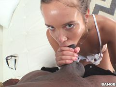 Liza Rowe Takes On A Monster