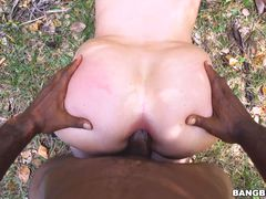 Great way to exercise with Harley Jade and her big ass
