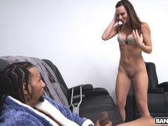 Aidra's Interracial Fuck