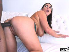 Big Tits vs. Monster Cock