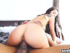 Monster Cock Steals Gina's Pussy