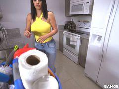 Slamming My Hot Cuban Maid