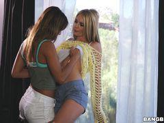 Lesbian Cheats On Husband